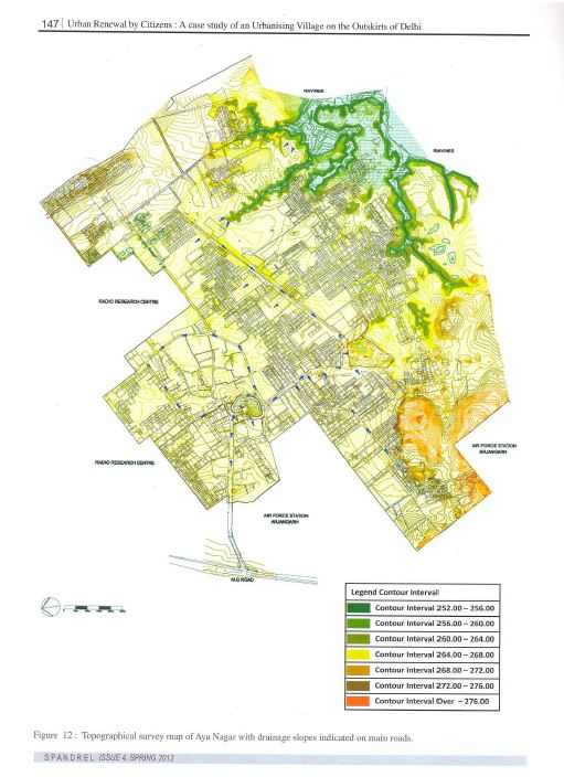 Urban Renewal by Citizens - A Case Study of an Urbanising